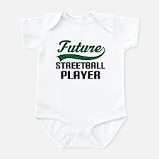 Future Streetball Player Infant Bodysuit