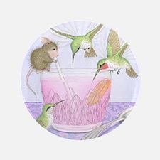 """Drinking Buddies 3.5"""" Button (100 pack)"""