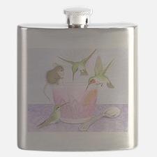 Drinking Buddies Flask
