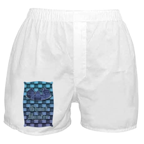 Haunted Mansion Ghost Hunter Boxers