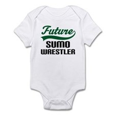 Future Sumo Wrestler Infant Bodysuit
