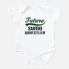 Future Sumo Wrestler Infant Bodysuit