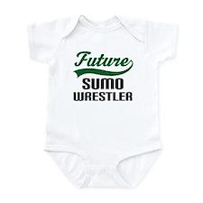 Future Sumo Wrestler Onesie