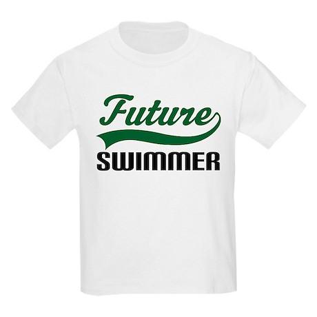 Future Swimmer Kids Light T-Shirt