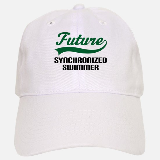 Future Synchronized Swimmer Baseball Baseball Cap