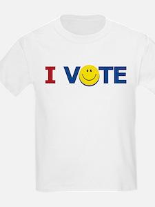 I VOTE: Kids T-Shirt