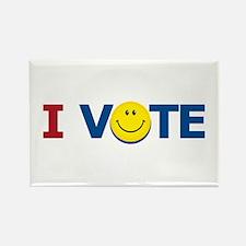 I VOTE: Rectangle Magnet