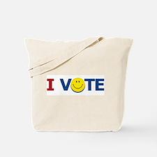 I VOTE: Tote Bag