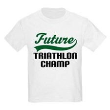 Future Triathlon Champ T-Shirt
