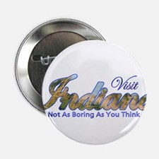 """Cute Evansville indiana 2.25"""" Button (10 pack)"""