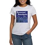 Haunted Mansion Paranormal Investigator Womens Tee