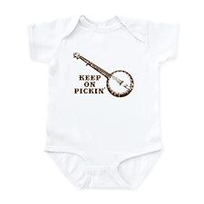 Banjo Keep on Pickin' Infant Bodysuit