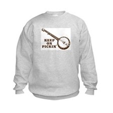 Banjo Keep on Pickin' Sweatshirt