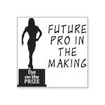 futureProV2.jpg Square Sticker 3