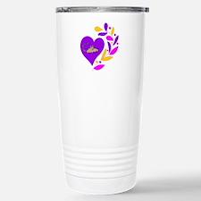 Rat Heart Travel Mug