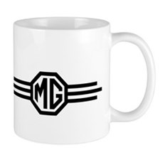Winged MG Logo Mugs