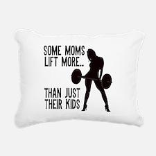 some-moms.png Rectangular Canvas Pillow