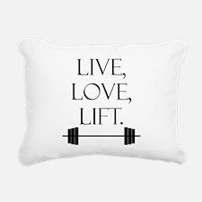 livE_love_LIFT.jpg Rectangular Canvas Pillow