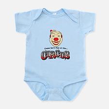Circus Clown Body Suit