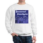 Haunted Mansion Paranormal Investigator Sweatshirt