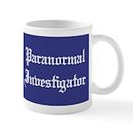 Haunted Mansion Paranormal Investigator Mug