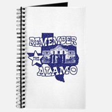 Texas Remember the Alamo Journal