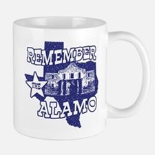 Texas Remember the Alamo Small Small Mug