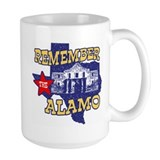 Alamo Large Mugs (15 oz)