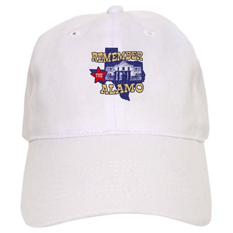 Texas Remember the Alamo Cap
