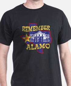 Texas Remember the Alamo T-Shirt