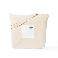 general cancer ribbon Tote Bag