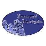 Haunted Mansion Paranormal Investigator Sticker (O