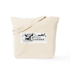 Genus Corvus Tote Bag