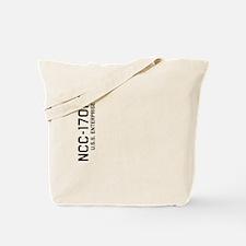 Enterprise NCC-1701-D Tote Bag