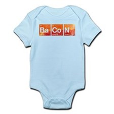 I Love Bacon and a Periodic Table Body Suit