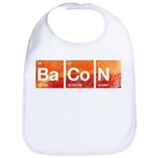 I Love Bacon and a Periodic Table Bib