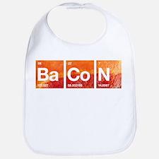 I Love Bacon and a Periodic Table Bib