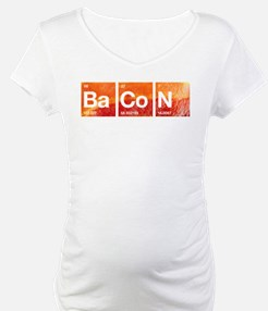 I Love Bacon and a Periodic Table Shirt