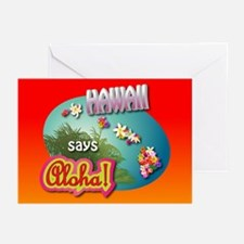Hawaii Greeting Cards (Pk of 20)
