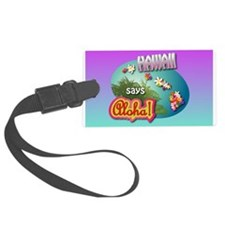 HAWAII Luggage Tag
