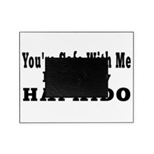 I Know Hapkido Picture Frame