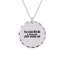 I Know Jeet Kune Do Necklace