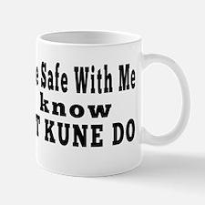 I Know Jeet Kune Do Mug