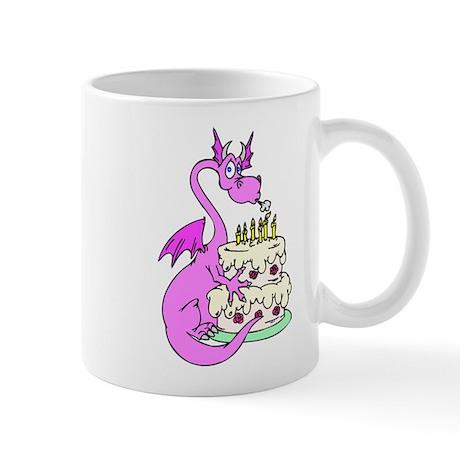 Pansy the Dragon Mug