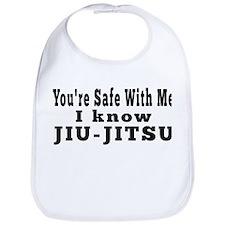 I Know Jiu-Jitsu Bib