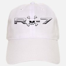 RX-7 Skull Baseball Baseball Cap