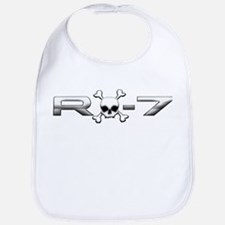 RX-7 Skull Bib