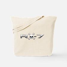 RX-7 Skull Tote Bag