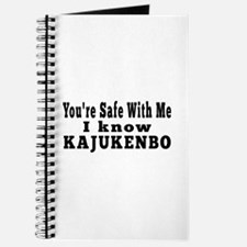 I Know Kajukenbo Journal