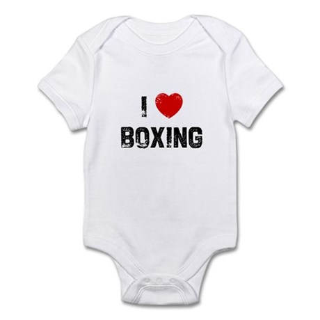 I * Boxing Infant Bodysuit